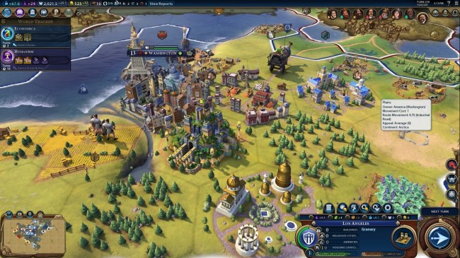 Civilization VI Versi PC Bisa Dimainkan di iPad