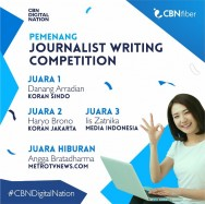 Metrotvnews.com & Media Indonesia Raih Penghargaan CBN Journalist