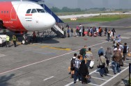 Govt Records 2.38 Million Air Travelers during Christmas Holidays
