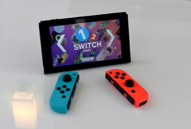 Nintendo Eyes 20 Million Switch Sales