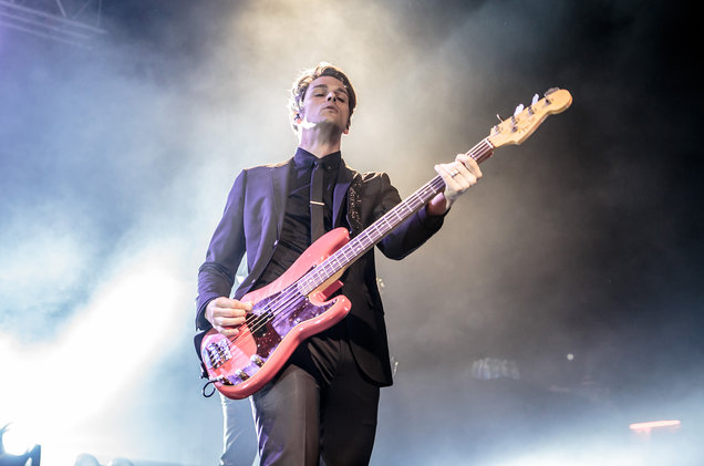 Dallon Weekes Hengkang dari Panic! at the Disco
