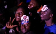 Liberians Hail Victory of Ex-Football Star Weah in Landmark Vote