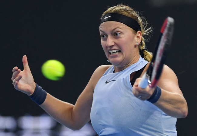 Petra Kvitova Mundur dari Turnamen Brisbane International