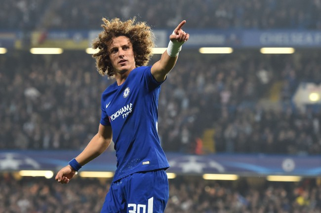 Arsenal Disarankan Rekrut David Luiz
