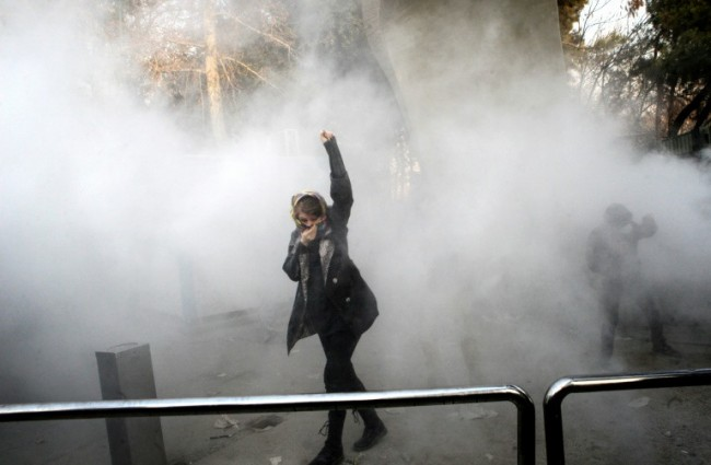 Nine Dead as Fresh Protests Hit Iran