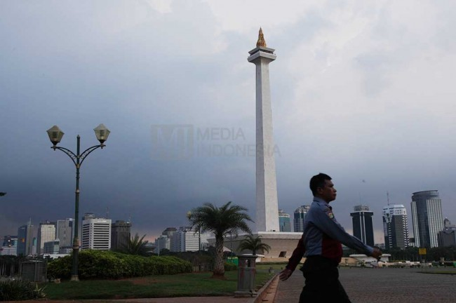 Anies-Sandi Ingin Monas seperti Central Park New York
