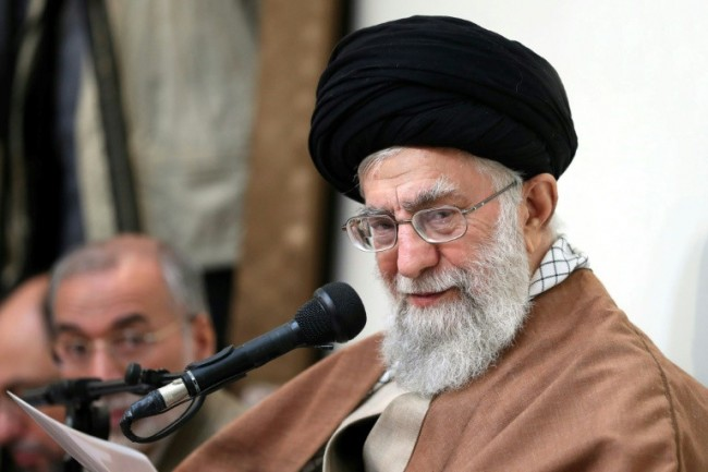Khamenei Blames Iran's 'Enemies' for Unrest as US Ups Pressure