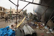23 Civilians Killed in Syria