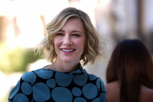 Cate Blanchett to Head Cannes Festival Jury