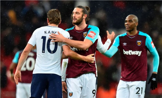 Derbi London Tottenham-West Ham Berakhir Sengit