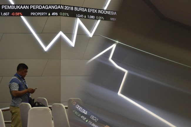 JCI Rises 0.09% in First Session