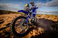 Yamaha Revisi WR450F Rally agar Kompetitif