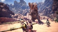 Monster Hunter: World Versi PC Mundur, PS4 Aman