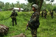 Soldier, Five Rebels Dead in Southern Philippine Clash: Army
