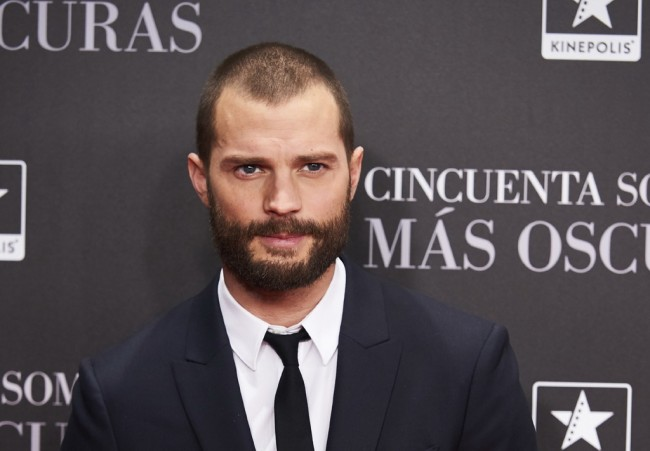 Jamie Dornan Ikut Isi Soundtrack Film Fifty Shades Freed