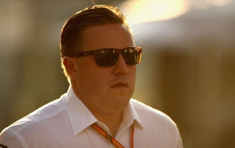 Zak Brown (Foto: AFP/Clive Mason)