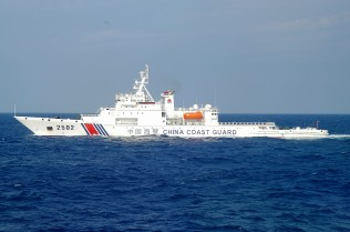 Japan Protests after Chinese Frigate Sails near Disputed Isles