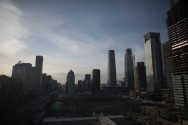 Blue Skies in China's Capital Spark Joy, Scepticism