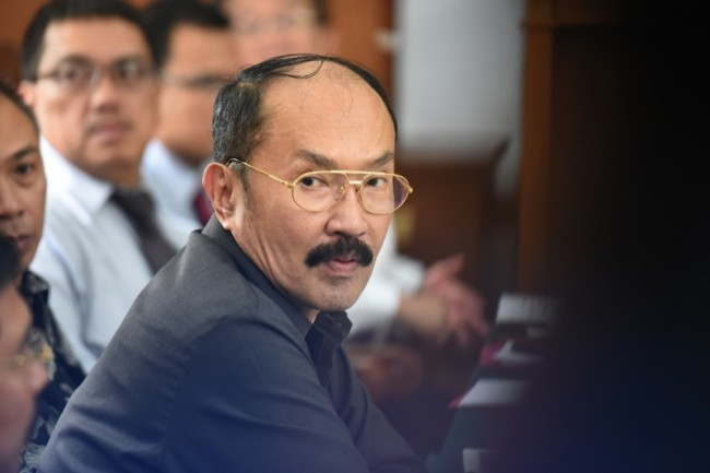 KPK Ultimatum Fredrich