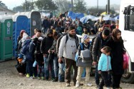 Germany to Cap Yearly Refugee Arrivals at about 200,000: Coalition Paper