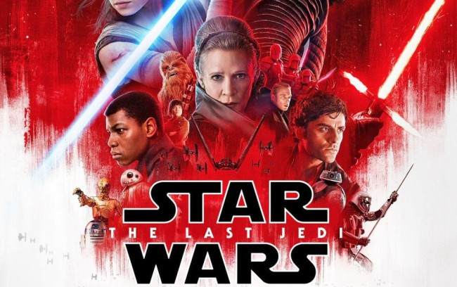Star Wars The Last Jedi Film Terlaris di Dunia