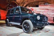 Mercedes-Benz All New G-Class Facelift Makin Canggih
