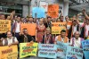 Malaysia Protest against EU Push to Ban Palm Oil in Biofuels