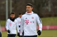 Liverpool Bidik James Rodriguez