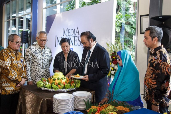 Media Indonesia Gelar Syukuran HUT ke-48
