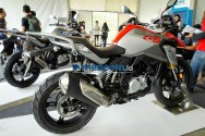 BMW Luncurkan Motor Adventure G 310 GS