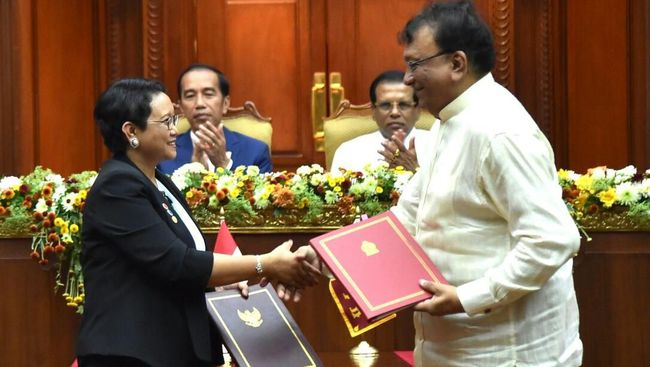 Indonesia-Sri Lanka Agree Closer Economic Relations