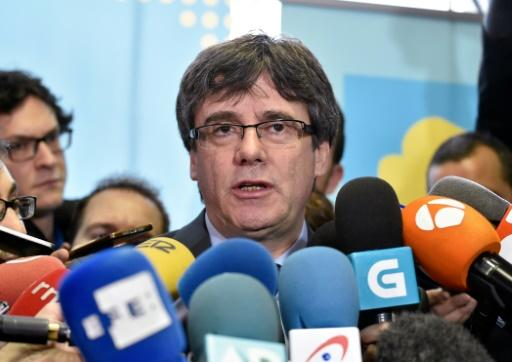 Spain Takes Step to Block Puigdemont's Catalan Comeback Bid