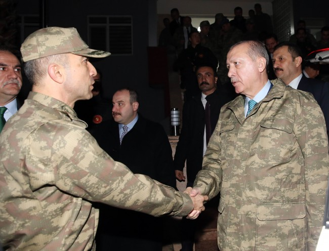 Erdogan Threatens to Expand Offensive to Other Northern Syrian Cities