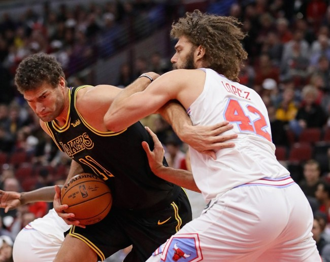 LA Lakers Taklukan Chicago Bulls di United Center