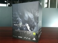 Membongkar Isi Kotak Monster Hunter: World Collector's Edition