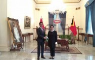 Indonesia and Timor Leste to Increase Economic Cooperation