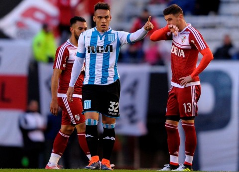 Lautaro Martinez (AFP PHOTO / ALEJANDRO PAGNI)
