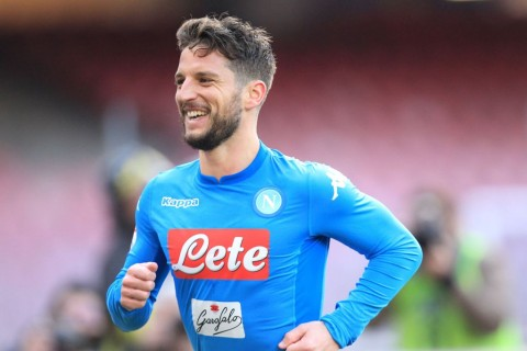 Dries Mertens (Foto: AFP/CARLO HERMANN)