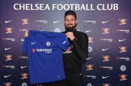Conte di Balik Alasan Giroud ke Chelsea