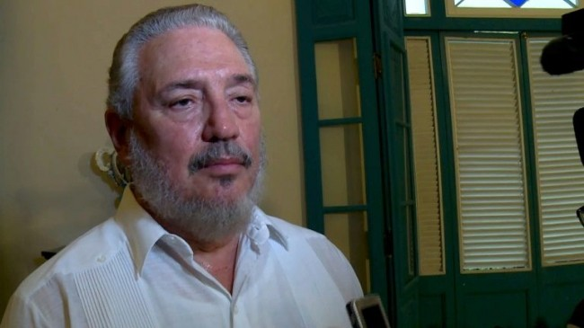 Fidel Castro's Eldest Son Commits Suicide: Cuba State Media