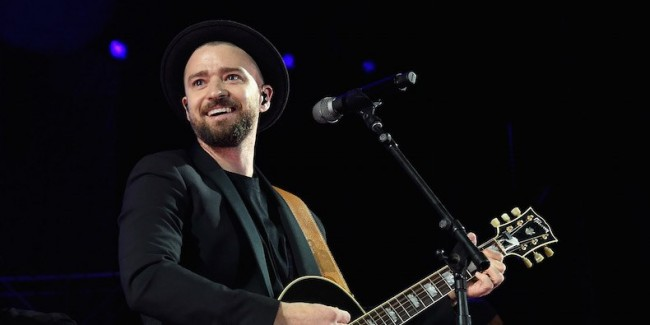 Justin Timberlake Rilis Album Kelimanya, Man of the Woods