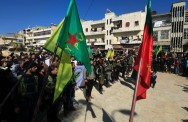 In Syria's Afrin, Locals Mobilise to Defend Hometown against Turkey