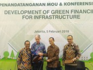 PINA Dorong Pengembangan <i>Green Bond</i> di Indonesia