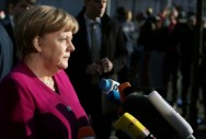 Merkel Ready for 'Painful Compromises' to Seal Govt Deal