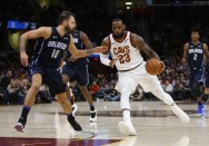 Kejar Defisit 21 Poin, Magic Bungkam Cavaliers