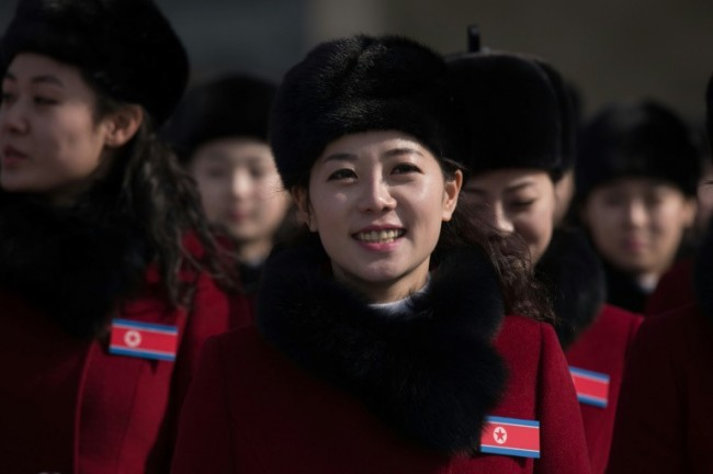 North Korea Holds Military Parade on Eve of Games: Seoul