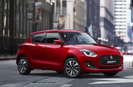 New Suzuki Swift, Tampil Makin Sporty