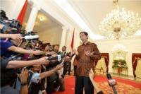 Jokowi Celebrates National Press Day in Padang