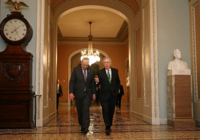 US Congress Passes Funding Bill to Reopen Government after Hours-Long Shutdown