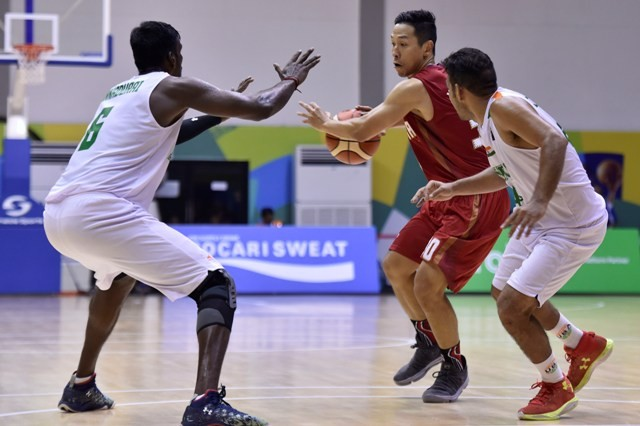 Hall Basket Diduga Kebakaran, Laga Indonesia vs Thailand Ditunda